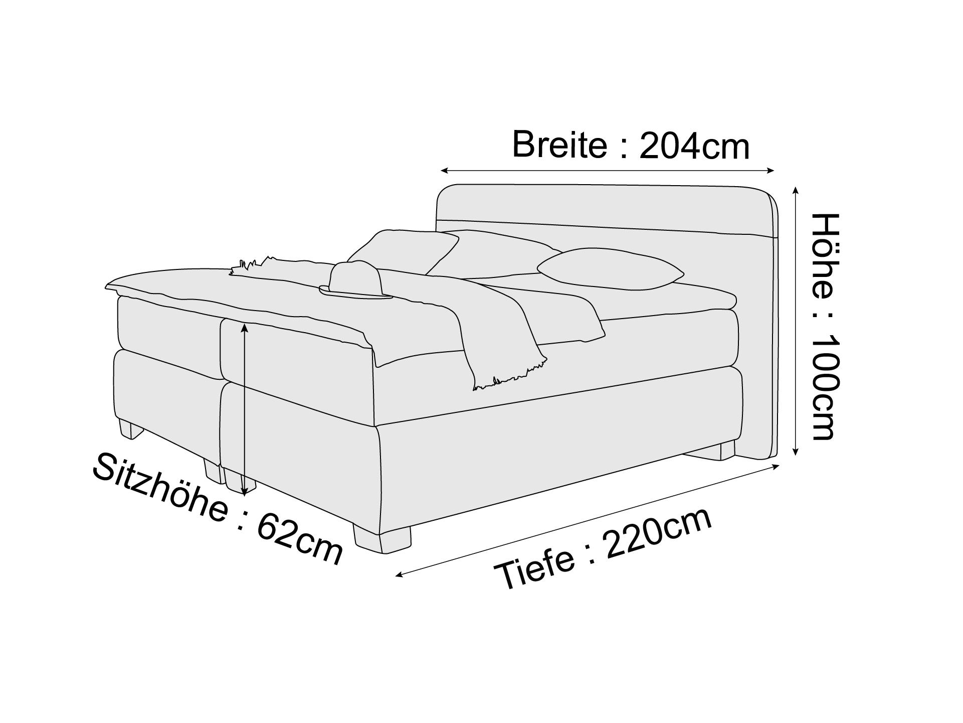 Skizze von Bellante
