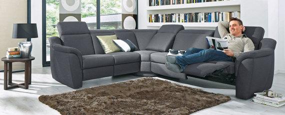 Himolla Sofas & Sessel online kaufen   Kabs PolsterWelt