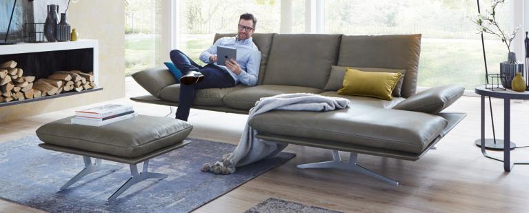 Koinor Sofas & Sessel online kaufen   Kabs PolsterWelt